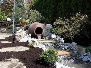 Gartengestaltung Mit Teich : gartengestaltung teich bachlauf ~ Markanthonyermac.com Haus und Dekorationen