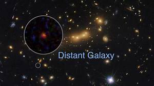 Most Distant Galaxy Found Using Hubble and Spitzer Space ...