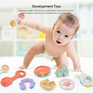Spielzeug Für Neugeborene : 10 st ck baby spielzeug rasseln greiflinge rassel babyrassel f r neugeborene toy ebay ~ Watch28wear.com Haus und Dekorationen