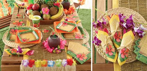 Soir E Th Me Entre Amis by Decoration Mariage Hawai