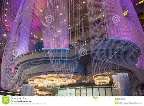 chandelier bar at cosmopolitan hotel casino and resort