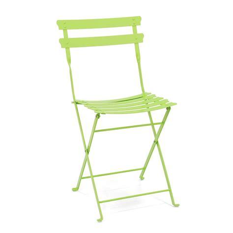 chaises de couleur pretty chaise pliante pour jardin en métal différentes