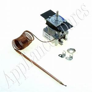 Thermostat 71th Thin Shaft