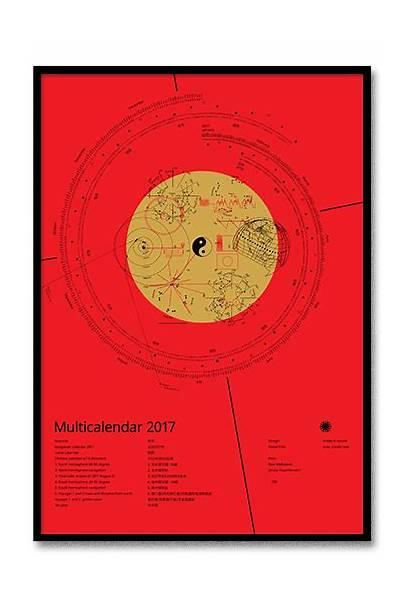 Calendar Chinese Venedi