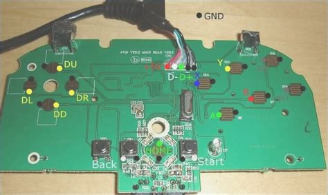 xbox 360 wired controller wiring diagram wiring diagram xbox 360 controller cathology info