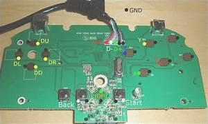 Xbox 360 Controller Wiring Diagram
