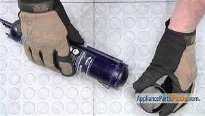 How To  Whirlpool  Kitchenaid  Maytag Water Filter Cap