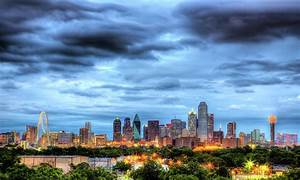 Dallas Skyline Photograph by Shawn Everhart