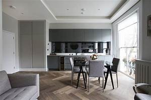 15 Single-Wall Kitchen Layout Ideas #18337 Kitchen Ideas