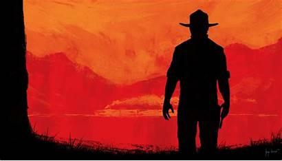 Redemption Dead Fan Wallpapers Deviantart Games 4k