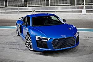 The Audi R8 V10 Plus And RS6 Performance Are Almost Kissing Autoevolution