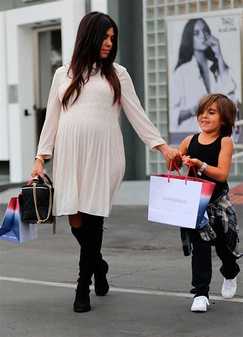 Kourtney Kardashianu0026#39;s Maternity Style - Project Nursery