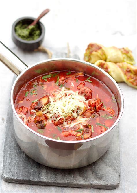 Zupa pizza-przepisy na zupy-codojedzenia.pl-blog kulinarny