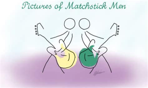 Pictures Of Matchstick Men By Karinablobmey On Deviantart