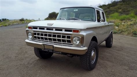 1965 Ford Truck by 1965 Ford Truck With A Dodge Ram Powertrain Engine