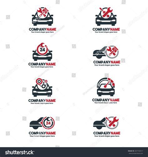 car service logo vehicle service symbols