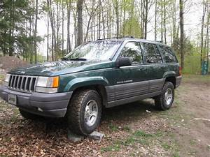 1996 Jeep Grand Cherokee - Overview