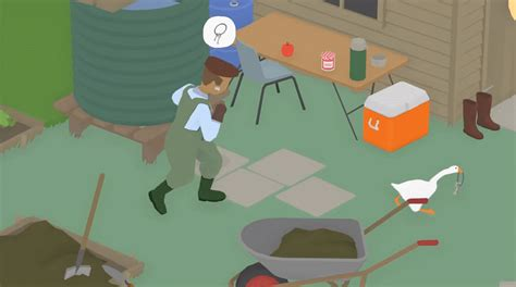 Untitled Goose Game untitled goose game waddling  screens 1274 x 710 · animatedgif