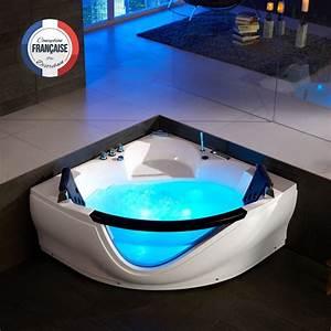 Prix Baignoire Balneo : baignoire baln o 2 places baignoire balneo d 39 angle ~ Edinachiropracticcenter.com Idées de Décoration
