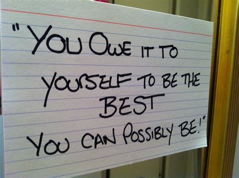 Be The Best You Can Be Quotes Quotesgram