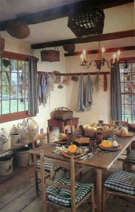 Primitive Kitchen Decor Images by
