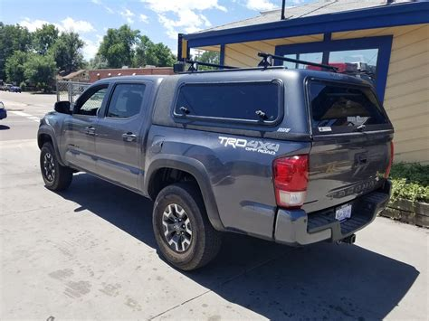 2016 Tacoma, ARE Overland, Windoors - Suburban Toppers