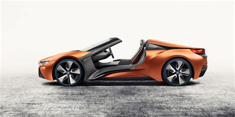 car with no doors this bmw i8 concept has no doors no roof and a