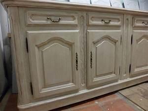 repeindre meuble ancien peindre un buffet ancien 10 With peinture pour meuble ancien