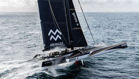 Trimaran World Speed Record by World Sailing Speed Record Council Ratifies Spindrift 2