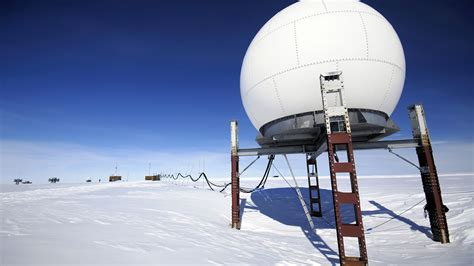 Forschungsstation In Der Antarktis by Forschung Zu Klimaschutz Und Klimawirkungen Bmbf