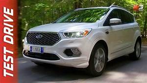 Ford Kuga 2018 : new ford kuga vignale 2018 first test drive youtube ~ Maxctalentgroup.com Avis de Voitures