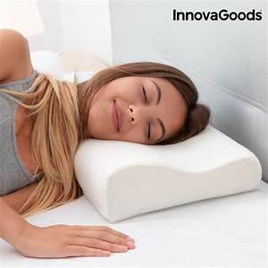 Oreiller Cervical Memoire De Forme : oreiller cervical m moire de forme ocm1 produits bio ~ Melissatoandfro.com Idées de Décoration
