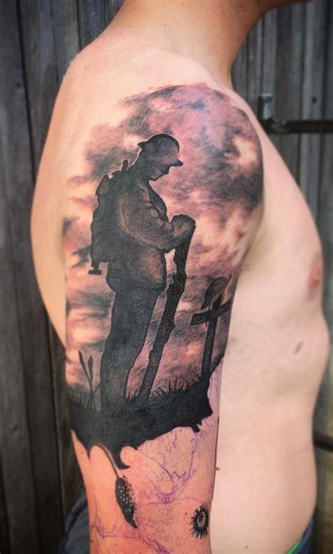 army veteran memorial tattoo veteran ink