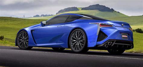 Lexus Lc F Rear