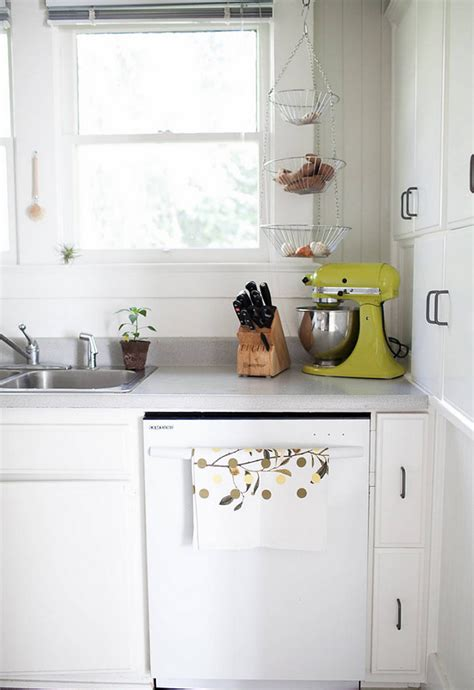 hanging baskets for kitchen simple ways to decorate the rustic kitchen of your dreams