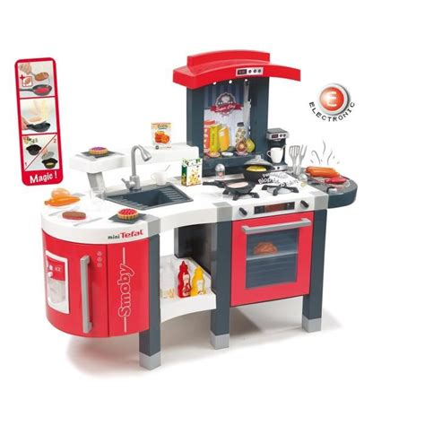 cuisine chef smoby smoby cuisine chef mini tefal achat vente