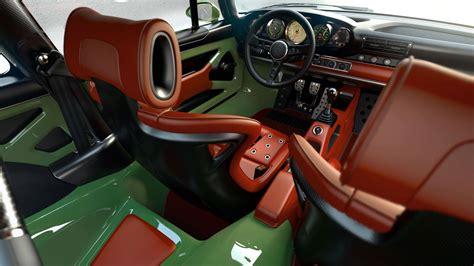 custom maserati interior sensationally singer porsche 911 with 500 hp williams