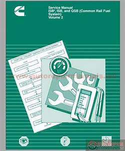 Cummins Isbe  Isb And Qsb Volume 2 Service Manual