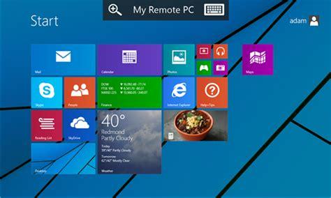 remote desktop for windows phone gets a transparent tile