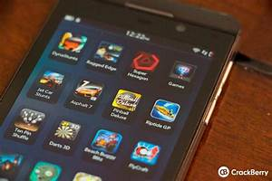 The Most Addictive Games For BlackBerry 10