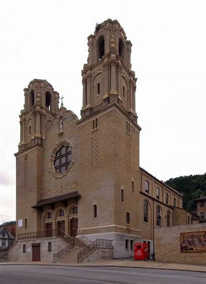 Holy Spirit Parish Millvale Church Catholic St