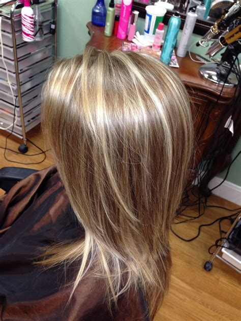 Hairstyles With And Highlights by Pin On My Style