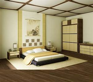Full catalog of japanese style bedroom decor and furniture for Japanese bedroom