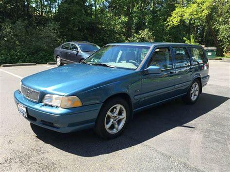 Volvo V70 Wagon For Sale by 1998 Volvo V70 Station Wagon For Sale 216 Used Cars From