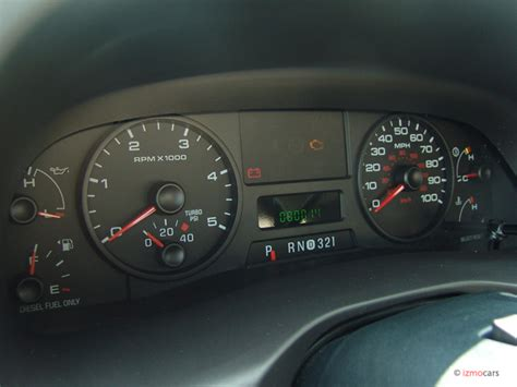 2005 ford f 250 instrument cluster autos post