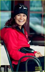 Pippa Middleton Preps For 56 Mile Ski Marathon Photo 2634417 Pippa Middleton Pictures Just