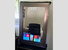Smart Mirror for 79$ Future tech Pinterest Haha and