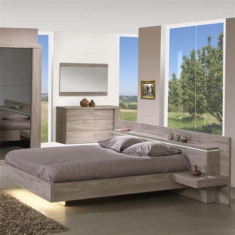 chambre a coucher contemporaine chambre moderne adulte blanche