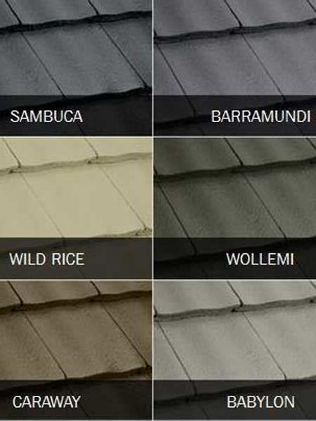 monier introduces  atura concrete roof tiles featuring