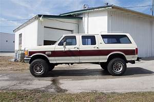 The Four Door Bronco Is Officially For Sale!